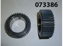 Шестерня вала коленчатого KM186F/Crankshaft timing gear